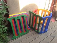 BRAND NEW UNUSED Argos Kids Playpen RRP £94.99 - PICK UP BY TUES 25TH JULY