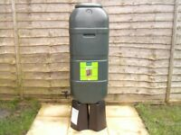 Gardenline Waterbutt 100 litre with accessories