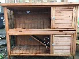 4ft rabbit hutch