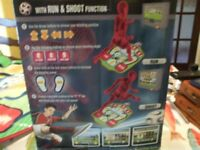 "PLUG N PLAY INTERACTIVE TV GAME, ""FREE KICK CHALLENGE"" NEW BOXED"