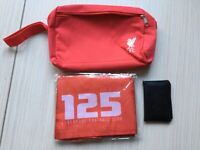 Liverpool football club membership bag and accessories