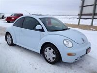 2000 Volkswagen New Beetle GLS Rated A+ by the B.B.B