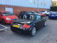 2003 Audi TT 1,8 litre 3dr convertible 1 owner