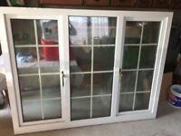 Double Glazed uPVC Georgian Window and Concrete Lintel