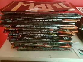 Metal Hammer magazines