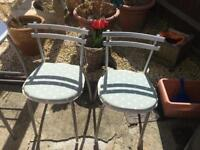 Small table two chairs