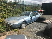 1985 Lotus excel se barn find swaps?