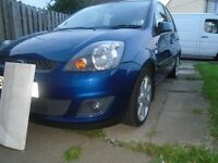 58 plate ford fiesta for sale.