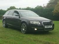 For sale AUDI A6 ESTATE 2007 YEAR 2.0TDI 6 SPEED REBUILD ENGINE FRESH MOT PX AVAILABLE