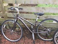 Ladies bike as new