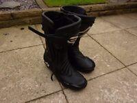 Alpinestars S-MX R Boot - Black size 44