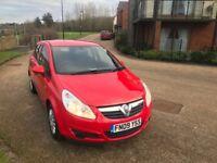 Vauxhall Corsa 1.3 CDTi 16v Life 5dr Diesel 2009 12 Months MOT Service History