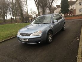 2007 FORD MONDEO LX 1.8 PETROL **DRIVES SUPERB + JUST BEEN SERVICED + GREAT FAMILY CAR + SPACIOUS**