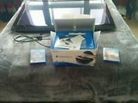 PlayStation vr head set and camera plus 2 brand new games