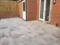 PATIO SLABS FOR SALE 600x600 GREY