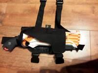 Nerf gun leg holster (new)