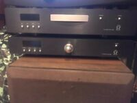 Primare A10 integrated Amplifier and D20 CD player Superb System