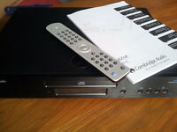 Cambridge Audio CD Player Azur 350c Inc. Remote Control