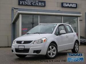 2012 Suzuki SX4 JA-Power PKG 6 Speed ManualNoAccidents