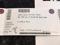 Little Mix Tickets Carlisle