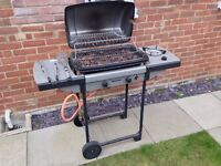 Homebase Gas BBQ / Barbeque