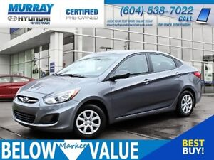 2014 Hyundai Accent L**TWO SETS OF TIRES**SERVICE HISTORY**