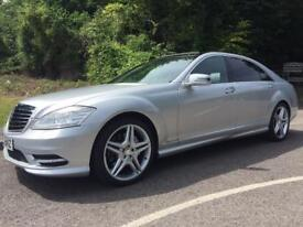 2013 MERCEDES-BENZ S350L AMG SPORT EDITION BLUETEC AUTO FULLY LOADED FULL MBSH