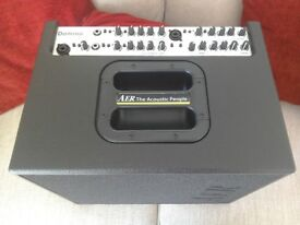 AER ACOUSTIC AMP, DOMINO 2A (AS NEW& UNUSED.