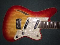 1991 Charvel Surfcaster Made in Japan 1st Year Early Example