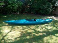 KAYAK - Perception Acadia kayak, barely used