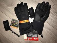 North Face Goretex ski gloves - Brand New