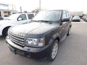 2009 Land Rover Range Rover Sport HSE & NAVI & LEATHER & SUNROOF