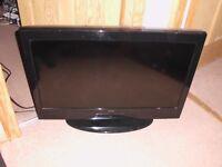"Flatscreen 32"" TV"