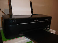 Epson Stylus S22 Printer with 7 extra ink cartridges
