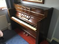 Overstrung Berry London Upright Piano
