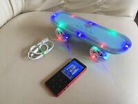 Bluetooth MP3 Player & Wireless Bluetooth Speaker