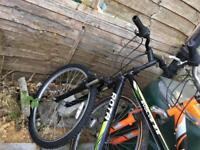 26 inch wheels mountain bike