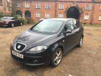 2006 SEAT TOLEDO DSG FSH LOW MILES HPI CLEAR *BARGAIN!!!* not passat a3 altea leon bmw yaris