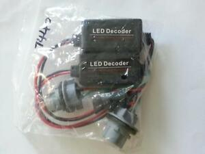 Bikes and Cars: Flash Relay, Resistor, Error Code Free canceller