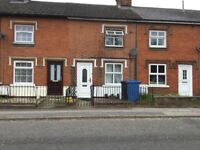 Delightful Victorian two bedroom cottage to rent in the village of the Sproughton, Ipswich