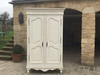 """Barker and Stonehouse """"Romance"""" bedroom furniture. Wardrobe and drawers"""