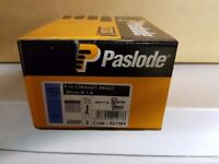 Paslode nails x 6 boxes