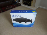PS4 Console in very good condition