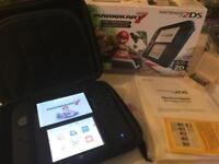 Nintendo DS2 and case