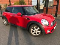 JUNE 2007 MINI COOPER 1.6 D ALLOYS PRIVACY 12 MONTHS MOT FINANCE AVAILABLE