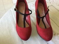 Ladies heels (new and unused)