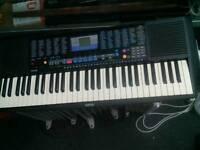 Yamaha keyboard 190