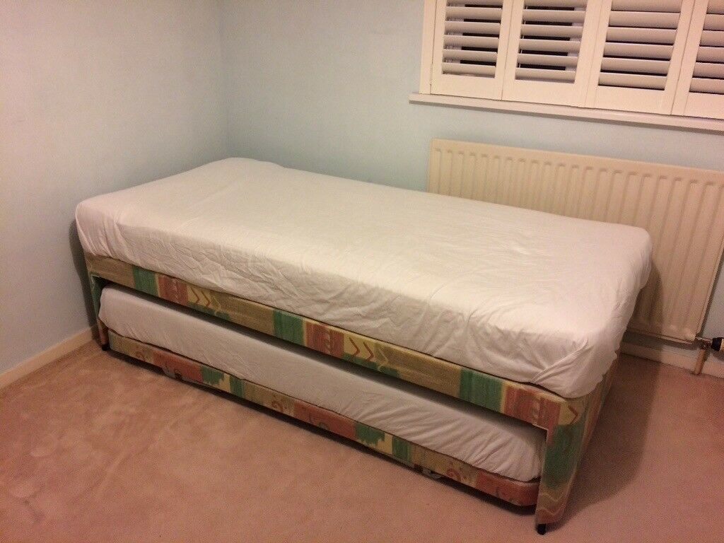 separation shoes d59d6 eb32e Guest bed double or single, single bed with pull-out bed underneath   in  Cheltenham, Gloucestershire   Gumtree