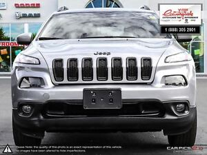 2014 Jeep Cherokee North *ALTITUDE PKG, 4X4, HEATED SEATS*