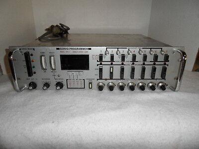 Unholtz Dickie Servo Programmer Spa-7